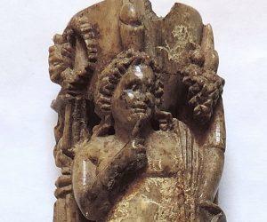 В Крыму археологи нашли статуэтку бога молчания