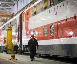 Минтранс хочет задействовать двухэтажные поезда в ж/д сообщении с Крымом