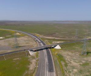 Аксенов открыл движение по первому участку трассы «Таврида» в Крыму