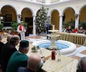 Представители Совета национальностей Ялты встретились за предновогодним «круглым столом»