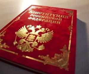 Володин предложил Путину оценить актуальность Конституции