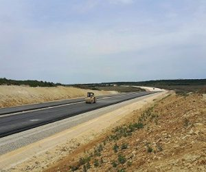 Готовимся к долгожданному старту: когда поедут машины по дороге Дубки-Левадки