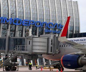 Аэропорт Симферополя бьет рекорды: пассажиропоток продолжает расти