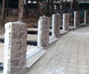 Муниципальные службы Ялты зачистили от незаконных объектов сквер Некрасова возле Набережной