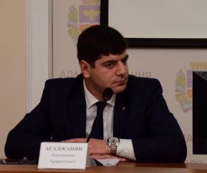 Анушаван Агаджанян стал первым замминистра экономразвития Крыма