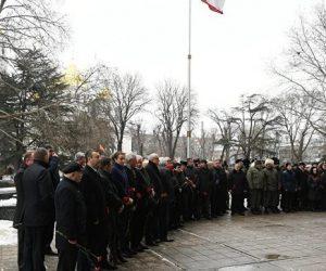 Как все начиналось: в Крыму отметили годовщину митинга 2014 года у парламента