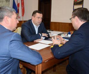 Ялтинские власти и новое руководство МДЦ «Артек» готовы к сотрудничеству
