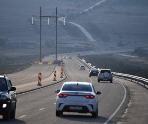 Под надзором: на трассе «Таврида» начинают фиксировать нарушения ПДД