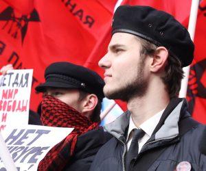 На митинг против изоляции рунета в Москве собралось около 15 тысяч человек