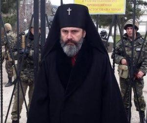 В Крыму задержали архиепископа новой церкви Украины