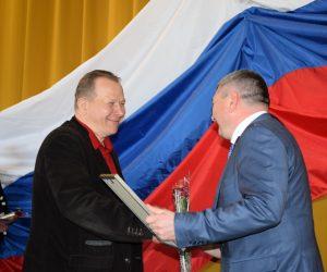 Ко Дню Рождения Ялты директор ТРК «Ялта» Юрий Андрущенко награждён благодарностью