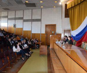 Специалисты разъяснили сотрудникам органов местного самоуправления Ялты требования антикоррупционного законодательства