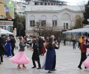 На набережной Ялты прошли праздничные мероприятия в День основания города
