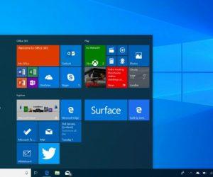 Обновление Windows 10 (1903) перенесли на май из-за качественного тестирования