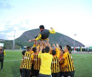 В «Артеке» завершился I Международный детско-юношеский турнир по футболу «Кубок Артека-2019»
