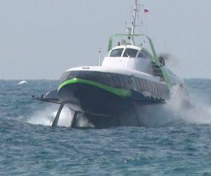 Крымский судостроительный завод «Море» будет выпускать скоростные теплоходы «Кометы»