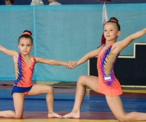 Ялтинцы завоевали медали на Первенстве Крыма по спортивной акробатике