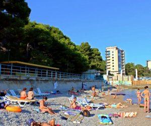 В Ялте операторов пляжей оштрафовали на 200 тысяч рублей