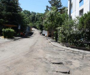 Капитальный ремонт трёх ялтинских улиц начнётся раньше, чем было запланировано