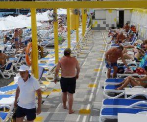 В Ялтинском регионе 13 пляжей имеют статус лечебных и 1 пляж категории «детский»