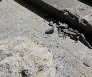 Благодаря камерам видеонаблюдения удалось задержать хулиганов, которые испортили муниципальное имущество в Ялте