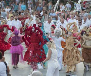 В Ялте впервые состоялся фестиваль театрального искусства «Ялтинская феерия»