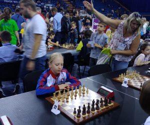 Ялтинка Марина Каменская приняла участие в Чемпионате мира по рапиду и блицу среди кадетов