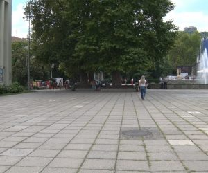 Площадь Советская в центре Ялты полностью возвращена муниципалитету