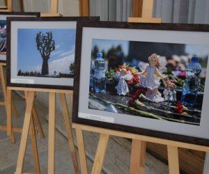 В Ливадийском дворце открылась выставка «Беслан. Будущее, которое не наступило»