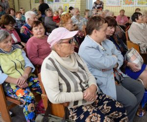 В Ялте отметили День пожилого человека