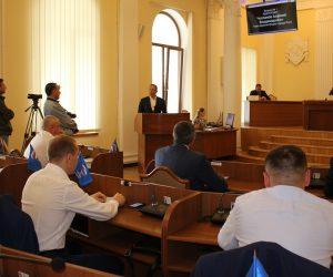 Депутаты Ялтинского городского совета прекратили полномочия главы администрации города Алексея Челпанова