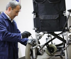 В Ялте проводится медико-техническая экспертиза средств реабилитации и протезов