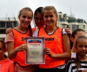 В Ялте завершился муниципальный легкоатлетический этап Всероссийских спортивных игр школьников «Президентские спортивные игры»