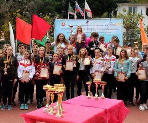 Ялтинцы стали победителями Кубка Республики Крым по метаниям