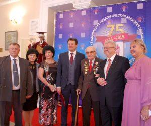 В театре им. А. П. Чехова прошло празднование 75-летия ГПА