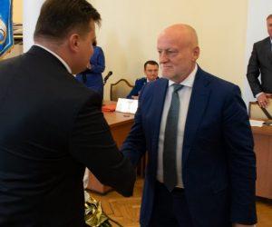 Иван Имгрунт избран главой администрации города Ялта
