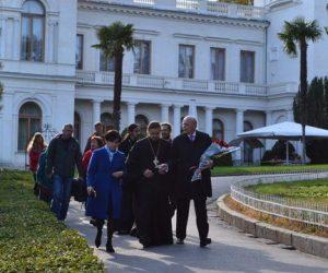 В Ялту приехал правнук императора Александра III