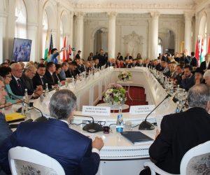 В Ливадийском дворце состоялось открытие международной конференции «Крым в современном международном контексте»