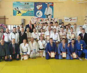 Ялтинские борцы завоевали медали на Кубке Республики по дзюдо