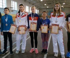 Ялтинские спортсмены стали призёрами соревнований