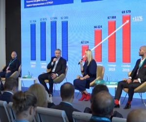 Ялтинская делегация приняла участие в форуме «Деловой Крым 4.0»