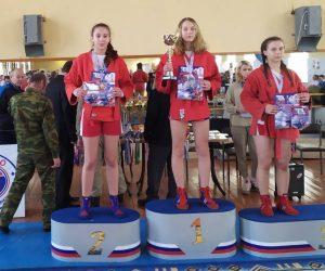 Ялтинские борцы завоевали медали на Первенстве Крыма по самбо