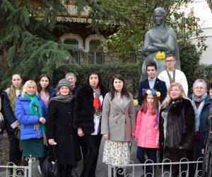 В Ялте отметили годовщину со дня рождения Леси Украинки