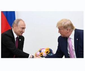 Путин и Трамп поговорили о нефти и вирусе