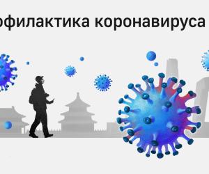 Рекомендации по проведению профилактических и дезинфекционных мероприятий по предупреждению распространения новой коронавирусной инфекции