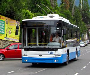 С 28 марта по 14 апреля 2020 года в общественном транспорте Республики Крым приостанавливается предоставление льготного проезда
