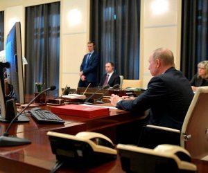 Саммит G20 прошел в режиме видеоконференции из-за коронавируса