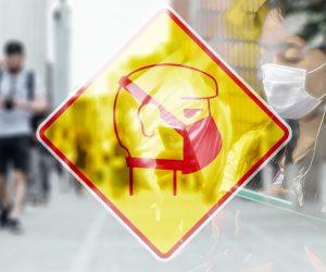 Сделано в России: передовая противомикробная маска снабжена системой очистки воздуха