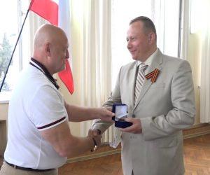 В Ялте состоялось торжественное собрание «Ассоциации работников правоохранительных органов и спецслужб РФ»