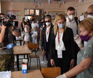 Международные эксперты посетили избирательные участки в Симеизе, Алупке и Ялте